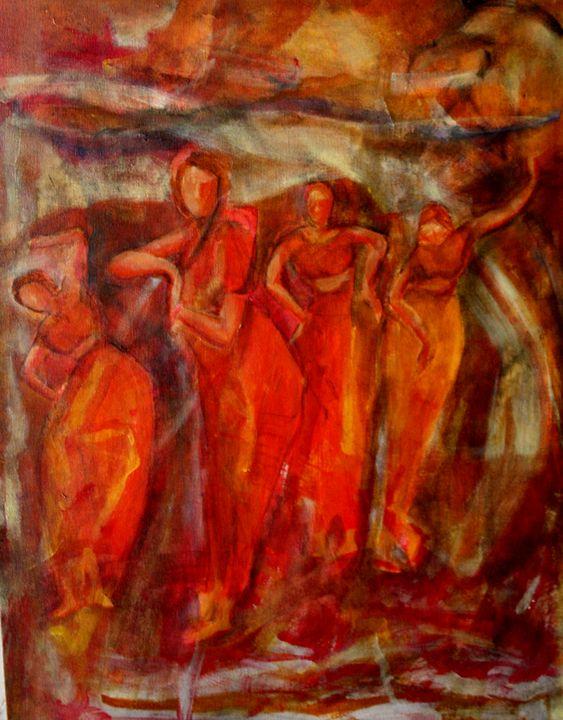 The flicker of Dance - Architalker