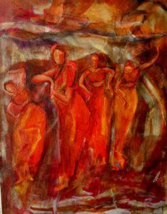 The flicker of Dance