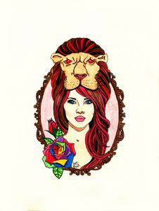 Leo Lioness