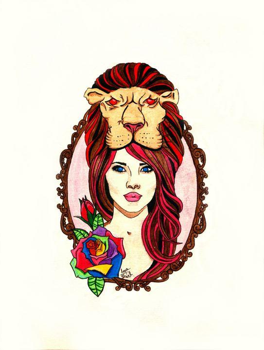 Leo Lioness - Love_Shirl