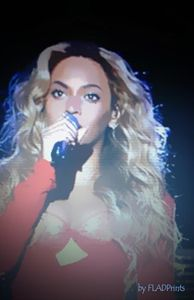 Beyonce Animated