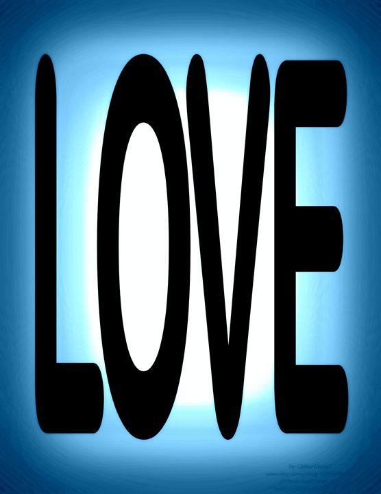 LOVE - FLADPrints