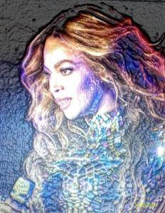 Beyonce Sparkles