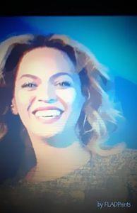 Beyonce Smooth Graffiti