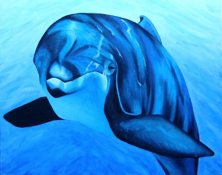 Dolphin - EarthArt