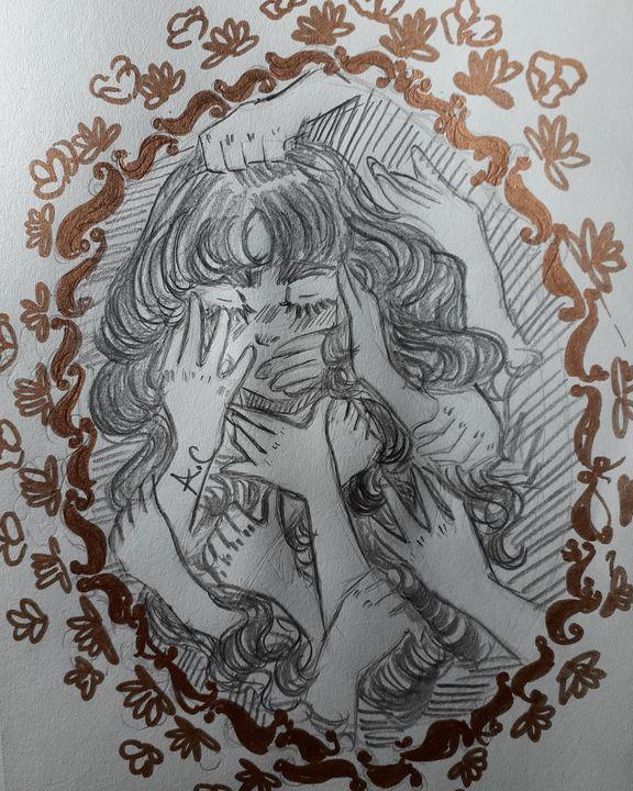 """Shh"" - Lovelyannalc"
