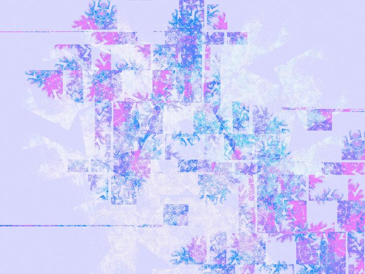 Luxurious Abstract Texture Pastel Pi - casualforyou