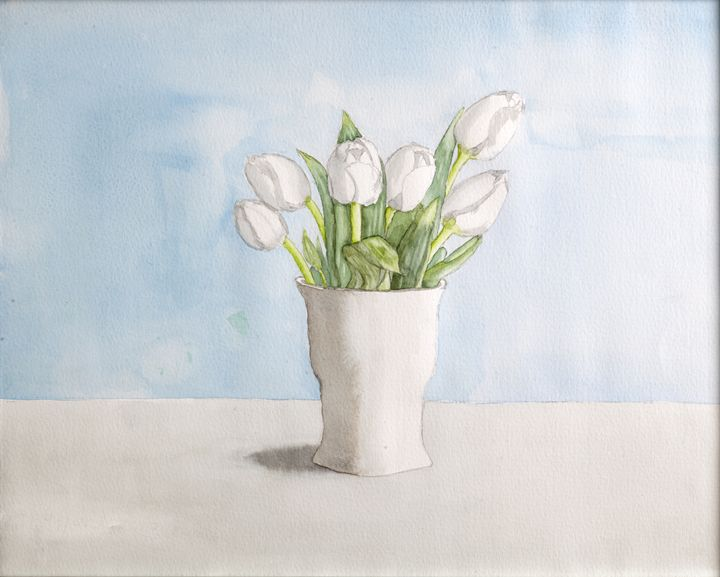 Tulips - clifford shirley