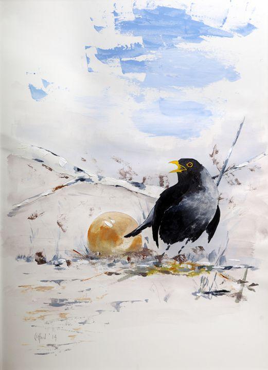 Blackbird - clifford shirley