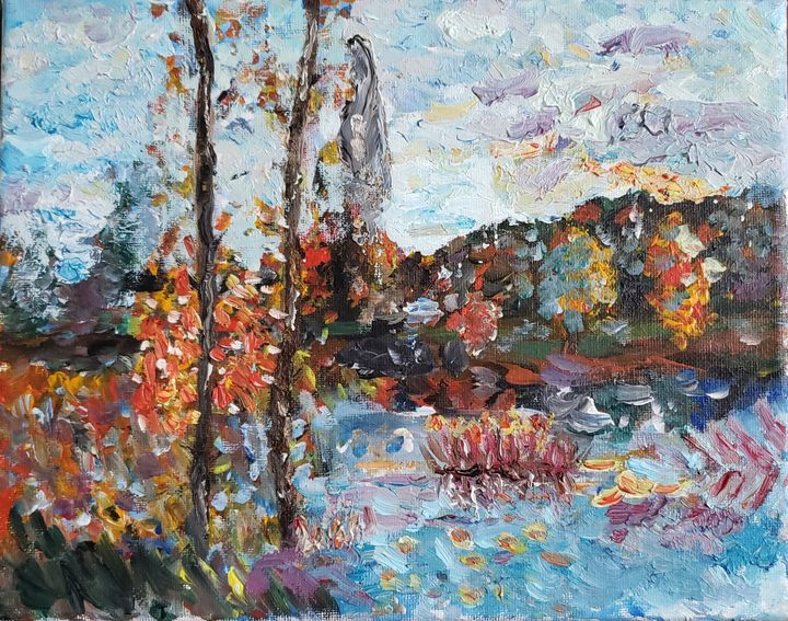 Sisley master study - KB art