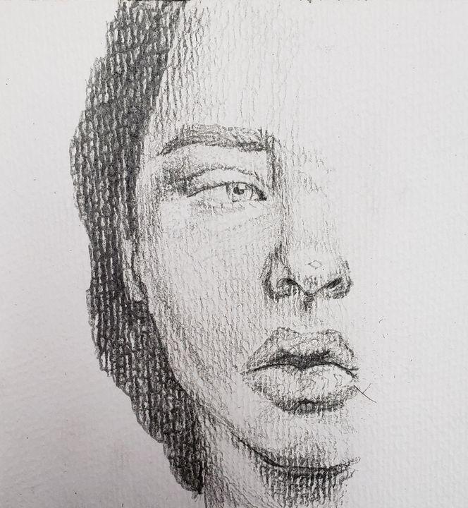 Self Portrait - KB art