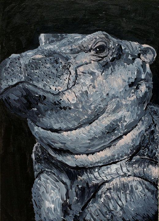 Hippo - KB art
