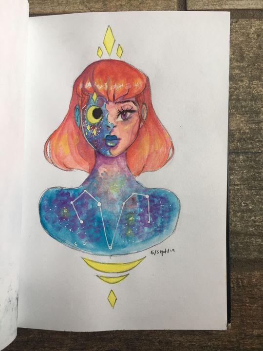 Taurus - Marina's Art