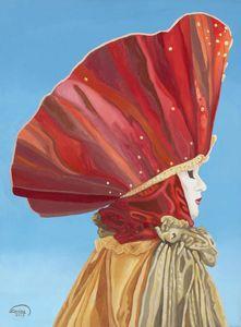 Venetian Red - Charmaine Lenisa