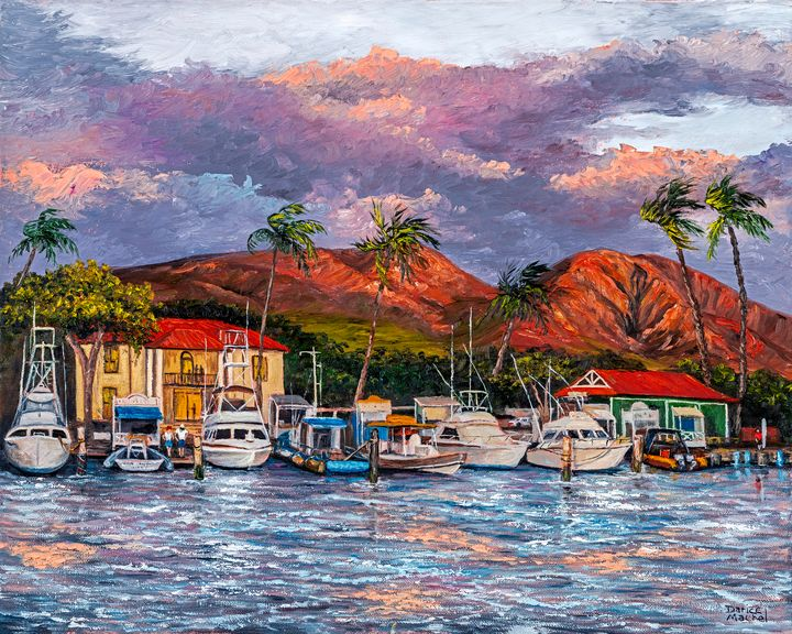 Goodnight Lahaina - Darice Machel McGuire