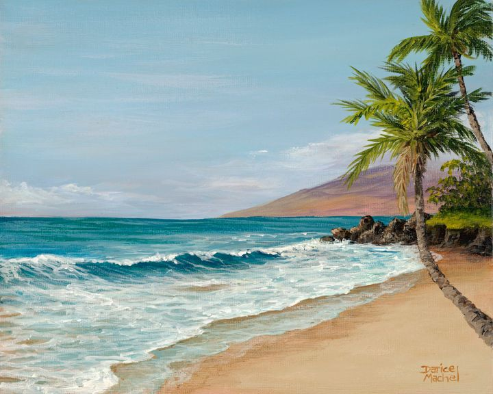 Maui Dreams - Darice Machel McGuire
