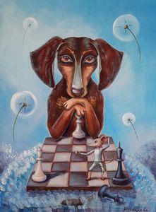 The dachshund's Gambit
