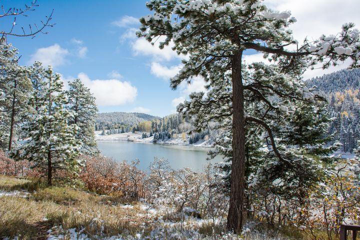 First Snow - Lake San Isabel - JB's Imaging Studio