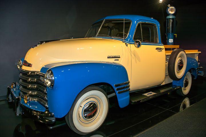 Chevy 3100 Series Pickup - JB's Imaging Studio
