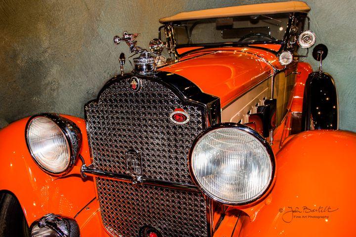 1929 Packard Model 645 Deluxe Eight - JB's Imaging Studio