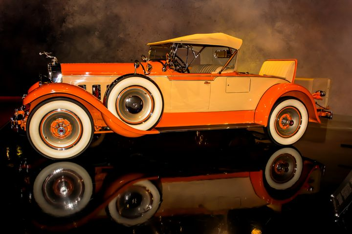 1929 Packard Model 645 Deluxe Eight - JB Imaging Studio