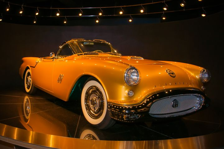 1954 Oldsmobile Concept Car - JB's Imaging Studio