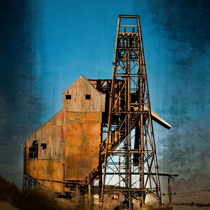 The Theresa Gold Mine - JB's Imaging Studio