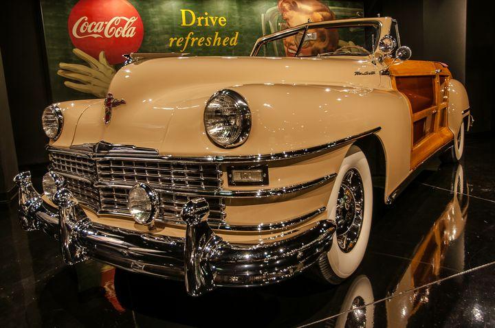 1947 Chrysler Town & Country Convert - JB's Imaging Studio