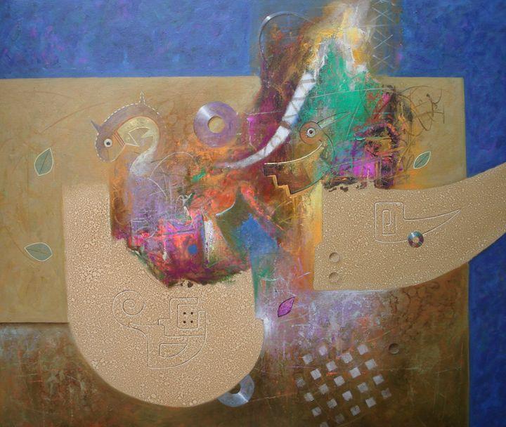 Indecipherable Dreams - Peru