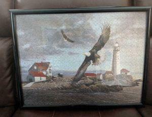Eagle by Kevin Daniel