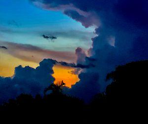 Sunset n Saint Elmo's Fire