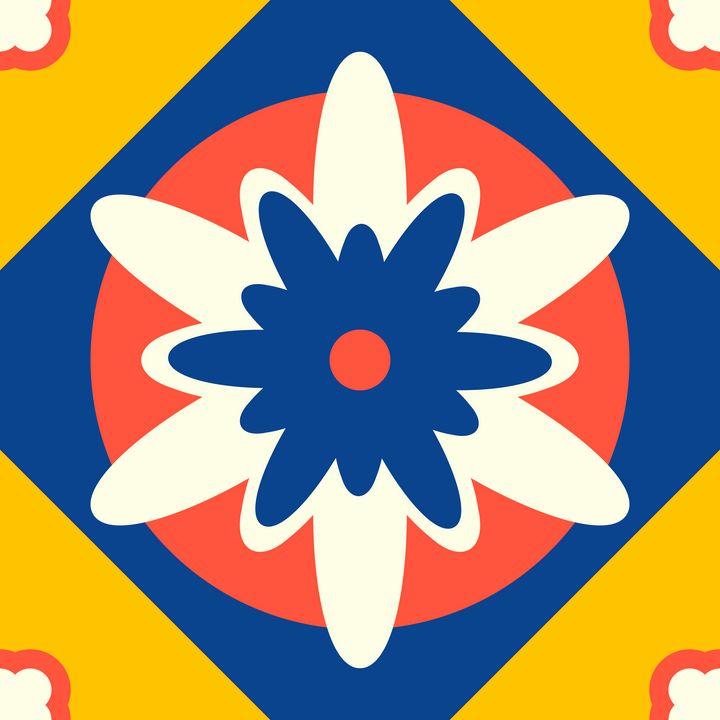 Arabic Tiles - YousefCrafts