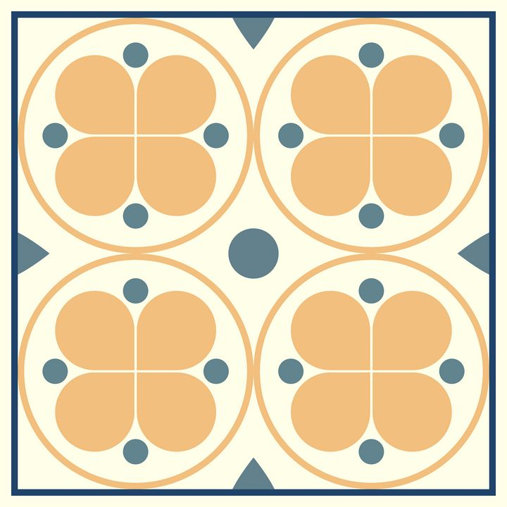 Farsi Tiles - YousefCrafts