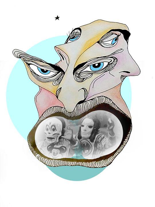 Rage in times of insanity - Natalia W Urban Art