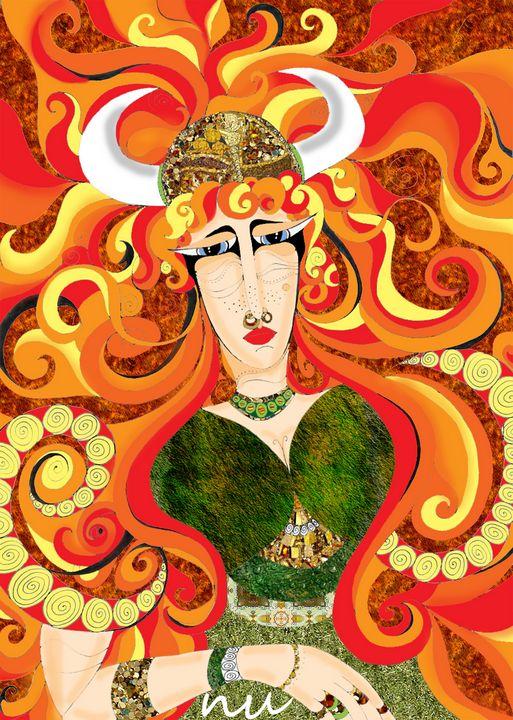 Celtic Woman - Natalia W Urban Art