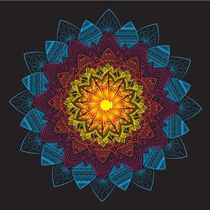 Oh, Mandala of Mine