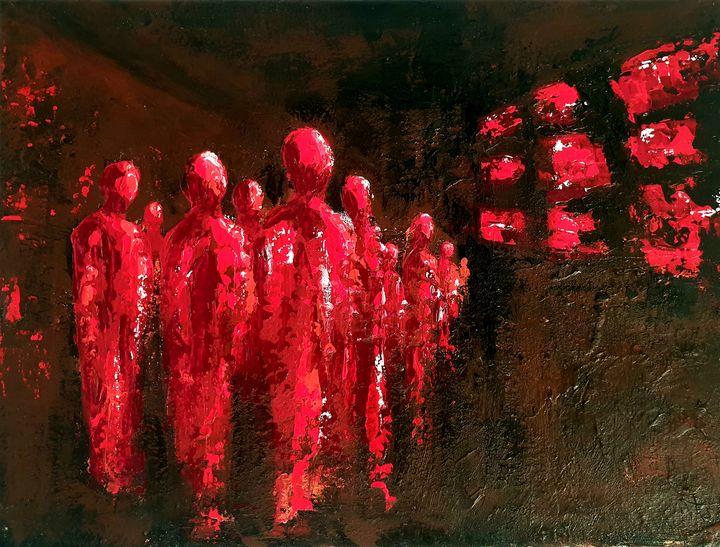 Collective Unconscious No. 13 - leezee's