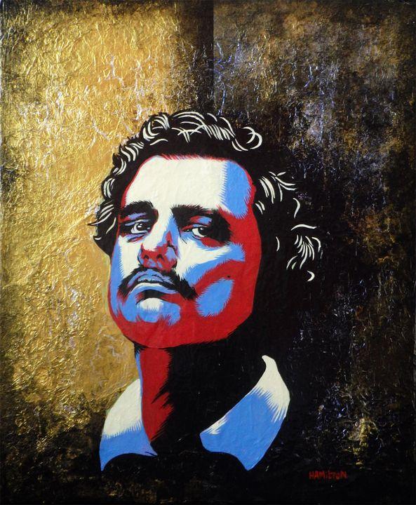 Pablo - Peter Hamilton