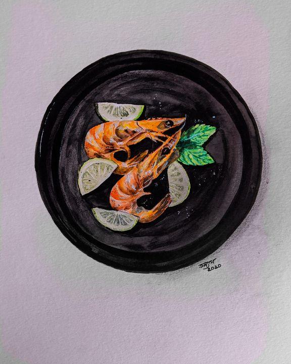 Seafood love - Kalyan Chatterjee