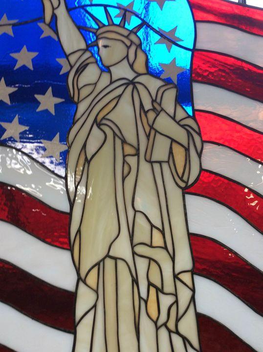 Statue of Liberty - Blashchuk Art Studio