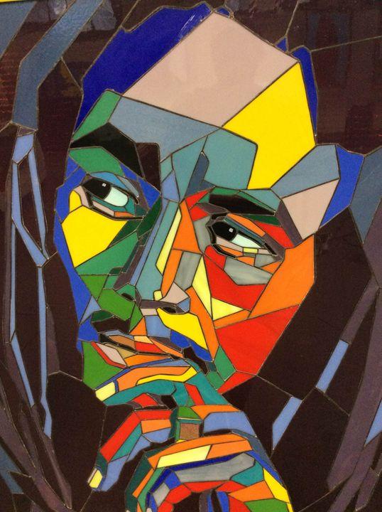 Bob Marley - Blashchuk Art Studio