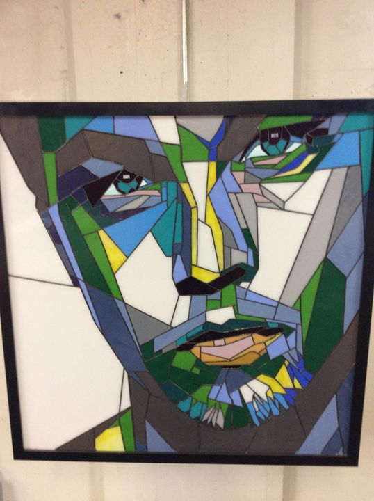 Leonardo DiCaprio - Blashchuk Art Studio