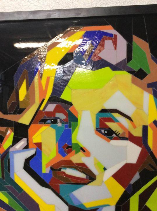 Marilyn Monroe - Blashchuk Art Studio