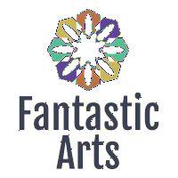 Fantastic Arts Club Logo - Fantastic Arts Art Gallery