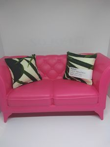 Dollhouse Pillows
