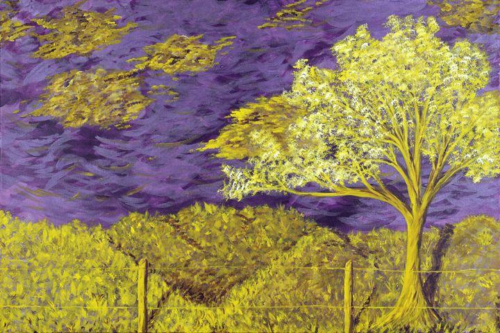 Purple Sky - BEC Designs