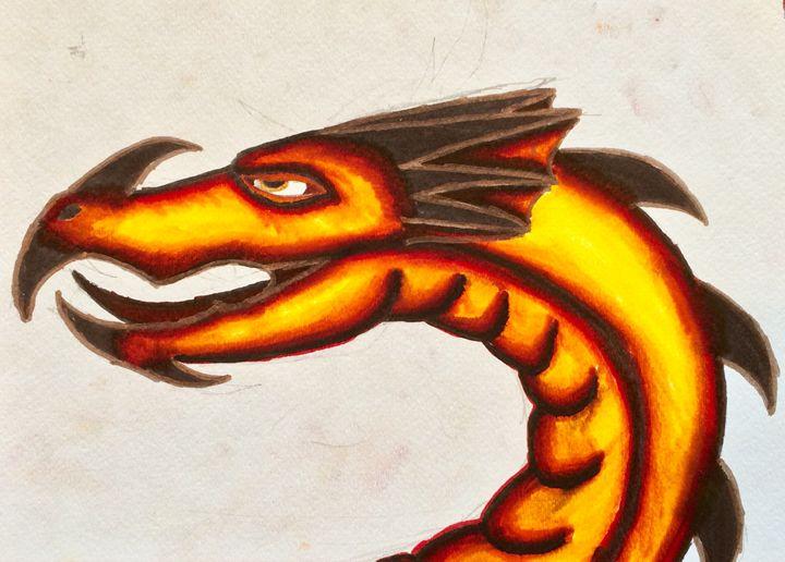 Dragon pet - JGabby