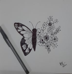 Random butterflies courtesy from pin