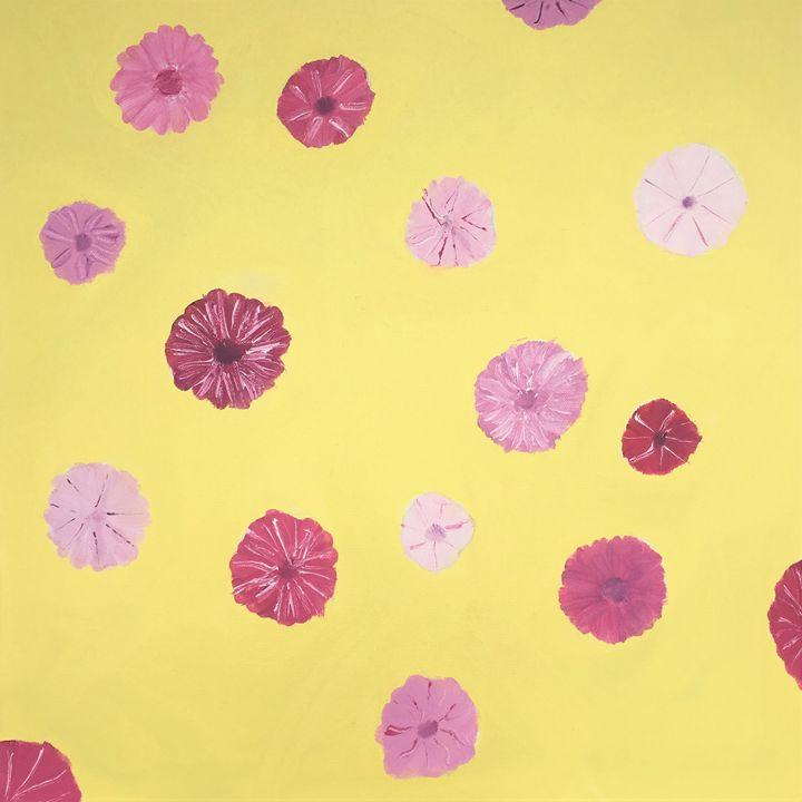 Petunias - The Webb Gallery