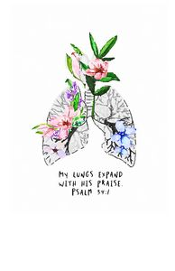 Your breath in my lungs, I praise.